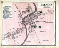 Clinton, Hunterdon County 1873